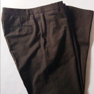 JCrew wool stretch pants